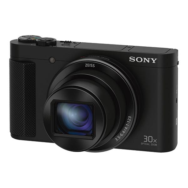 【送料無料】SONY DSC-HX90V ブラック Cyber-shot [コンパクトデジタルカメラ (1820万画素)]