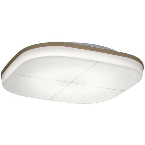 【送料無料】日立 LEC-CH1220CJ [和風LEDシーリングライト(~12畳/調光・調色) リモコン付き スクエアタイプ]