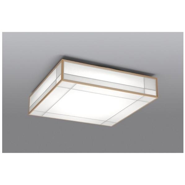 【送料無料】日立 LEC-CH1201CJ [和風LEDシーリングライト(~12畳/調光・調色) リモコン付き スクエアタイプ]