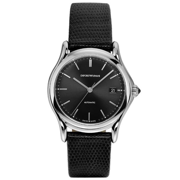 【送料無料】EMPORIO ARMANI ARS3101 ブラック [クォーツ腕時計(ユニセックス)] 【並行輸入品】