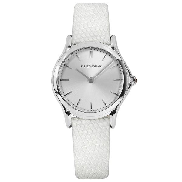 【送料無料】EMPORIO ARMANI ARS7004 シルバー×ホワイト [クォーツ腕時計(レディース)] 【並行輸入品】