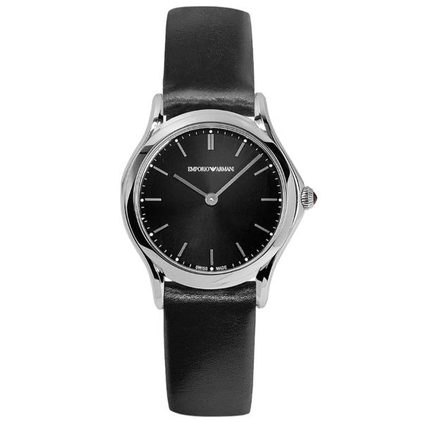 【送料無料】EMPORIO ARMANI ARS7012 ブラック [クォーツ腕時計(レディース)] 【並行輸入品】