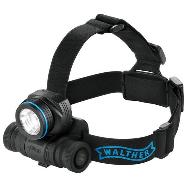 Walther UMA37091 ワルサープロ HL17 [LEDヘッドライト (~405lm)]