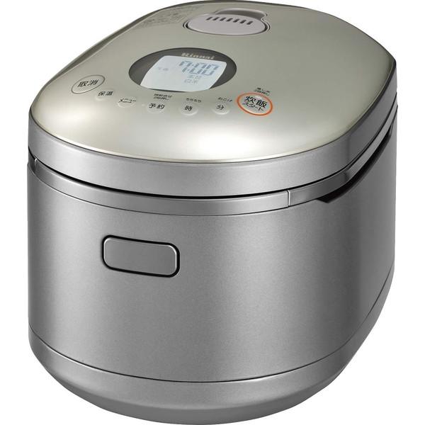 Rinnai RR-100MST2(PS) 13A パールシルバー 直火匠 [ガス炊飯器(11合炊き・都市ガス用)]