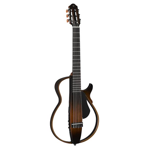 【送料無料】YAMAHA SLG200N TBS タバコブラウンサンバースト [サイレントギター ナイロン弦モデル]