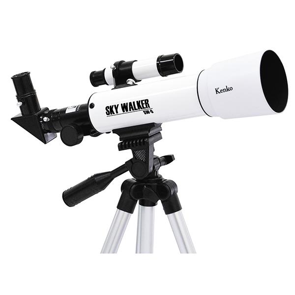 【送料無料】天体望遠鏡 ケンコー SKY WALKER SW-0 [屈折式・経緯台式望遠鏡]