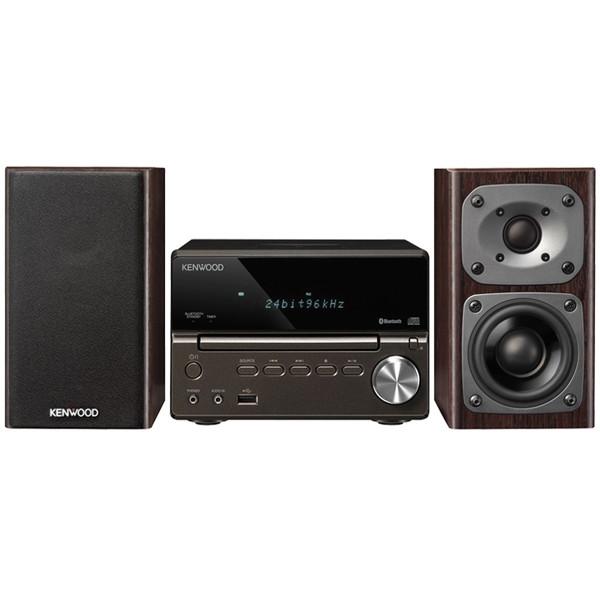 JVC XK-330-B ブラック Kseries [ミニコンポ(Bluetooth搭載/ハイレゾ対応)]