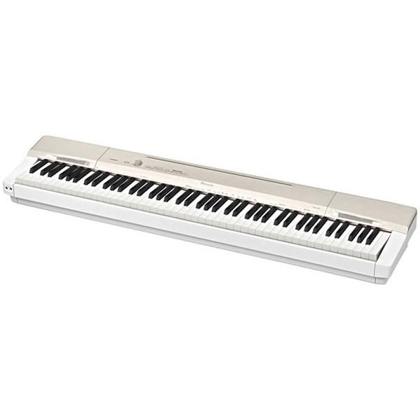【送料無料】CASIO PX-160-GD シャンパンゴールド調 Privia(プリヴィア) [電子ピアノ]