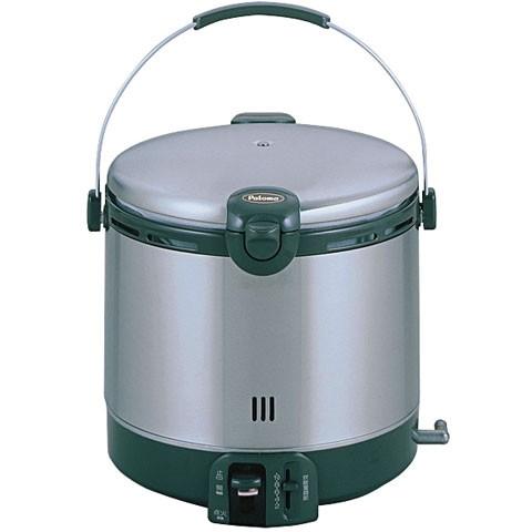 【送料無料】パロマ PR-150EF-LP [ガス炊飯器 ステンレスタイプ(LPガス用・8.3合炊き)]