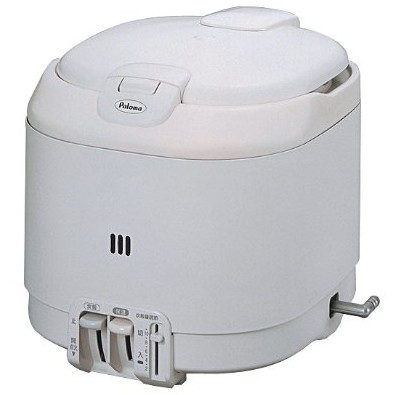 【送料無料】パロマ PR-200J-LP [ガス炊飯器 電子ジャータイプ(LPガス用・11合炊き)]