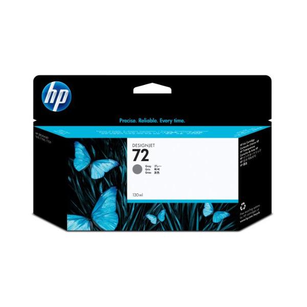 【送料無料】HP C9374A グレー HP72 [インクカートリッジ(130ml)]【同梱配送不可】【代引き不可】【沖縄・北海道・離島配送不可】