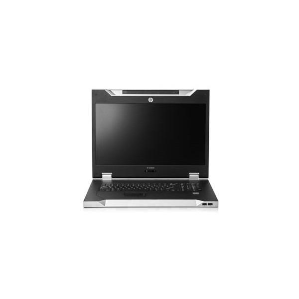 HP AF642A [LCD8500 1Uラックマウント型コンソールキット] 【同梱配送不可】【代引き・後払い決済不可】【沖縄・北海道・離島配送不可】