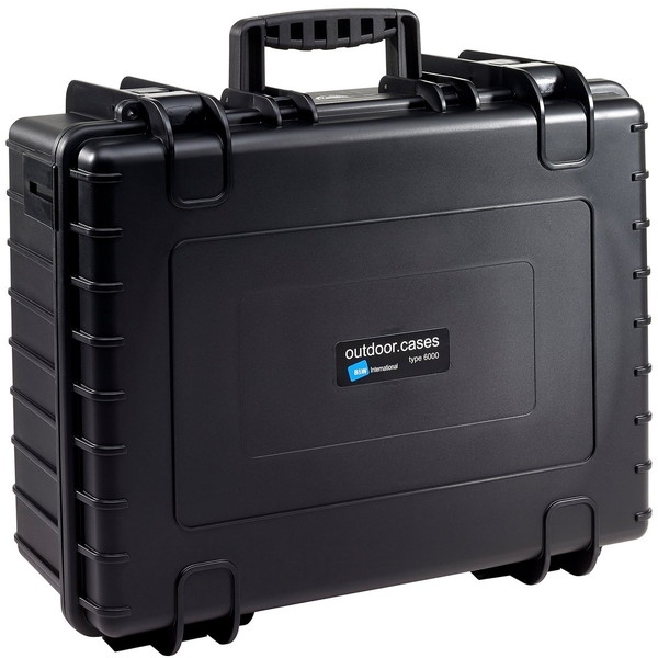 【送料無料】B&W International BW0009 ブラック TYPE6000 [OUTDOOR CASES]