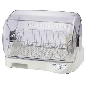 【送料無料】TIGER DHG-T400-W ホワイト サラピッカ [食器乾燥機(6人分)]