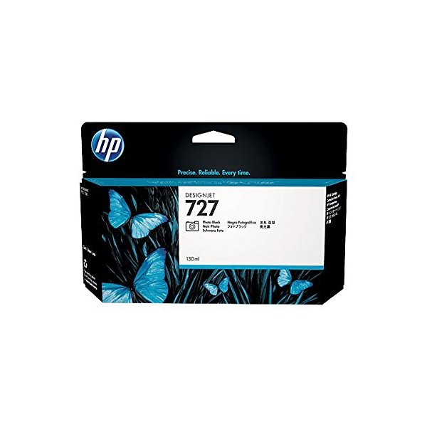 【送料無料】HP B3P23A フォトブラック HP 727 [純正インクカートリッジ]【同梱配送不可】【代引き不可】【沖縄・北海道・離島配送不可】