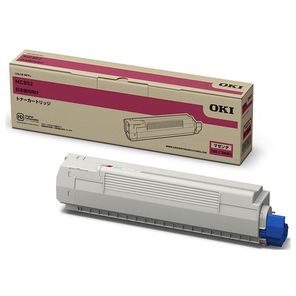 【送料無料】OKI TNR-C3MM1 マゼンタ [小容量トナーカートリッジ (MC852dn用)]【同梱配送不可】【代引き不可】【沖縄・北海道・離島配送不可】