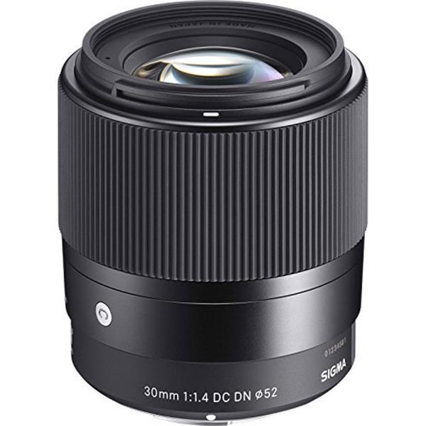 【送料無料】SIGMA 30mm F1.4 DC DN マイクロフォーサーズ用 [交換レンズ (マイクロフォーサーズマウント)]