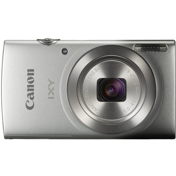 CANON IXY180(SL) シルバー IXY [コンパクトデジタルカメラ(約2000万画素)]