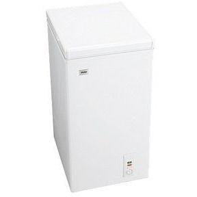【送料無料】ハイアール JF-NC66F-W ホワイト [冷凍庫 (66L・上開き式)]