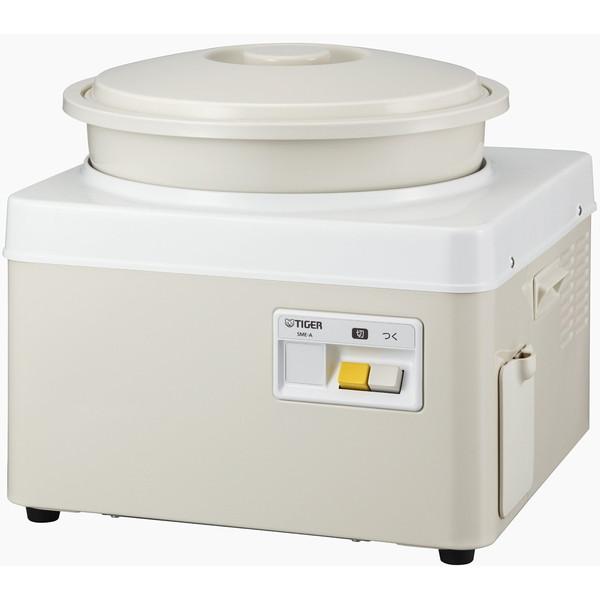 【送料無料】タイガー 餅つき機 TIGER SME-A540-WL ミルキーホワイト 力じまん [餅つき機(2~3升)]