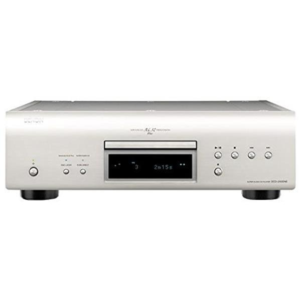 DENON DCD-2500NE-SP プレミアムシルバー [スーパーオーディオCDプレーヤー (ハイレゾ音源対応)]