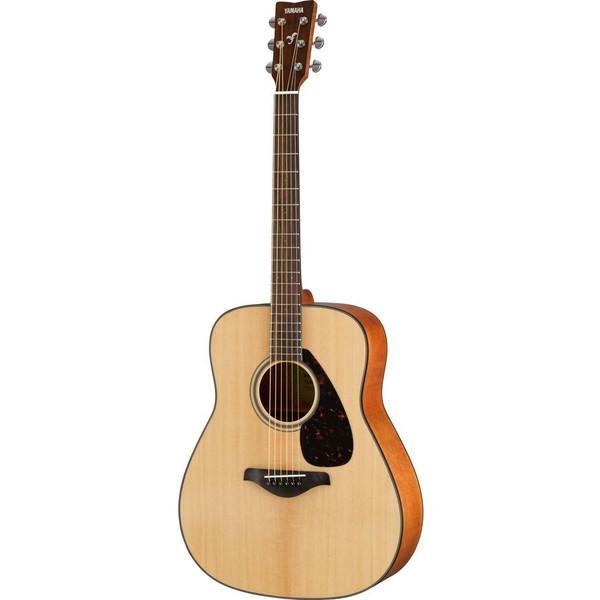 【送料無料】YAMAHA FG800 ナチュラル FGシリーズ [アコースティックギター]
