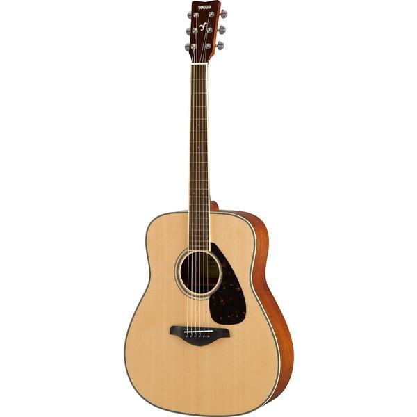 【送料無料】YAMAHA FG820 ナチュラル FGシリーズ [アコースティックギター]