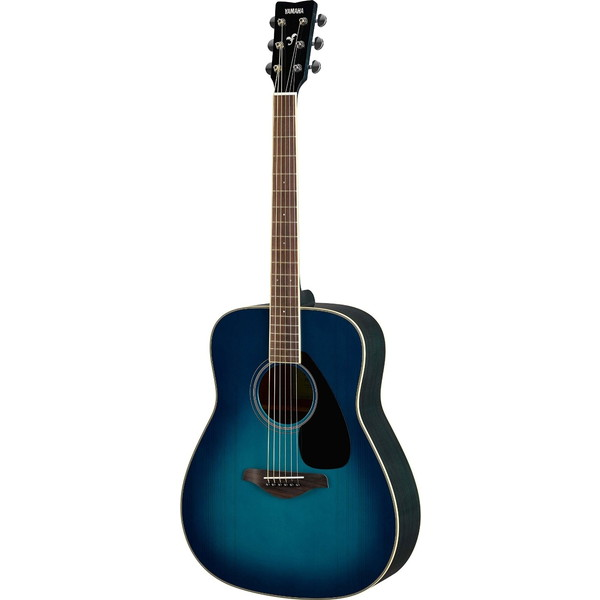 YAMAHA FG820SB サンセットブルー FGシリーズ [アコースティックギター]