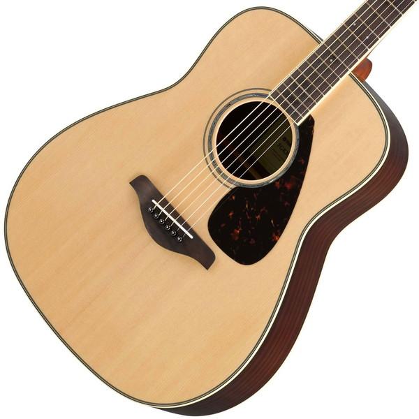 YAMAHA FG830 ナチュラル FGシリーズ [アコースティックギター]