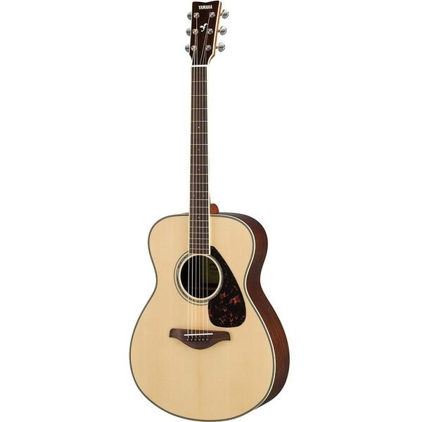【送料無料】YAMAHA FS830 ナチュラル FSシリーズ [アコースティックギター]