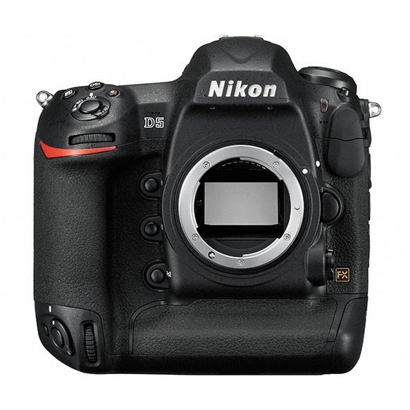 【送料無料】Nikon D5 XQD-Type ボディ [デジタル一眼レフカメラ (2082万画素)]