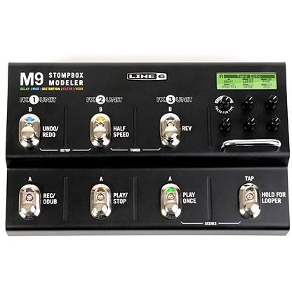 【送料無料】Line6 M9 Stompbox Modeler [ストンプボックスモデラー]