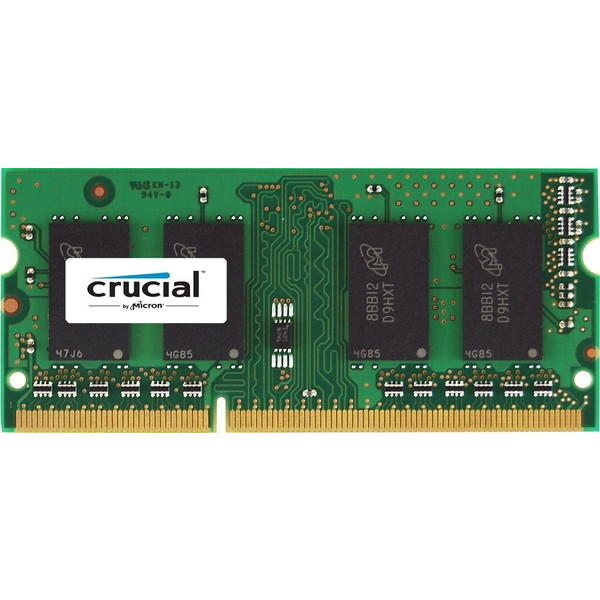 Crucial CT204864BF160B [16GB DDR3L 1600 MT/s (PC3L-12800) CL11 SODIMM 204pin 1.35V/1.5V] メーカー直送