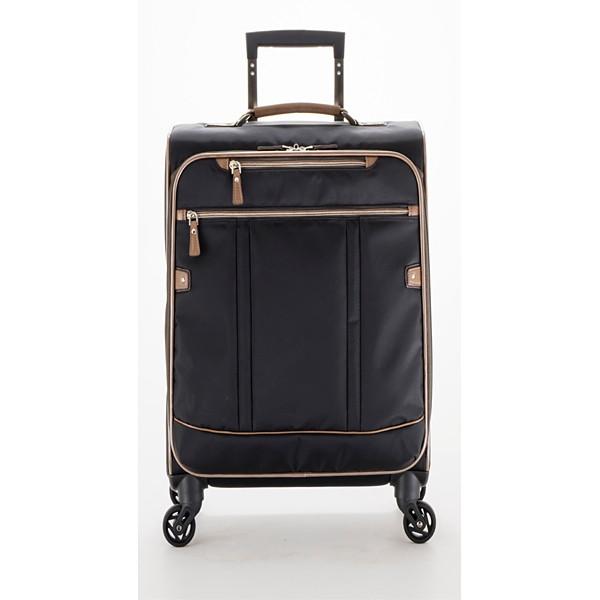 【送料無料】アジア・ラゲージ AGCL-2601 ブラック ショコラリーネ [スーツケース]