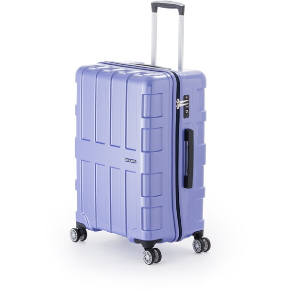 【送料無料】アジア・ラゲージ ALI-1701 アイスブルー MAXBOX [96L]