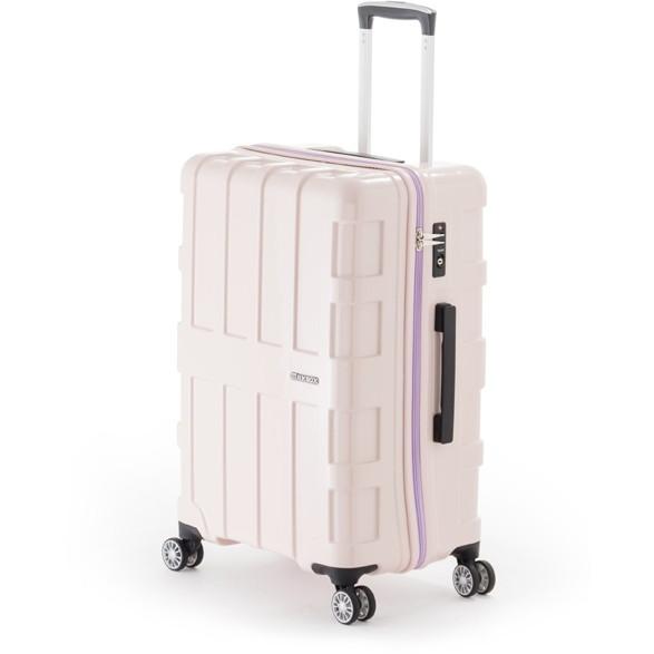 【送料無料】アジア・ラゲージ ALI-1701 ライトピンク MAXBOX (マックスボックス) [スーツケース (96L)]