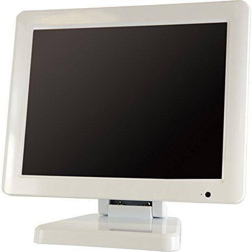 【送料無料】ADTECHNO LCD97TW ホワイト [業務用タッチパネル液晶ディスプレイ 9.7型ワイド液晶]