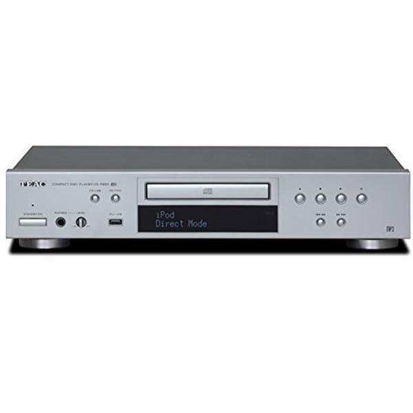 【送料無料】TEAC CD-P650-R [CDプレーヤー(iPod対応)]