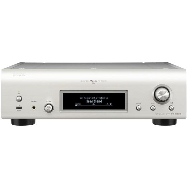 【送料無料】DENON DNP-2500NE プレミアムシルバー [ネットワークオーディオプレーヤー/USB-DAC]