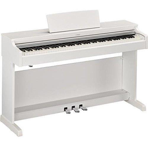 【送料無料】YAMAHA YDP-163WH ホワイトウッド調仕上げ ARIUS YDPシリーズ [電子ピアノ (88鍵盤)]