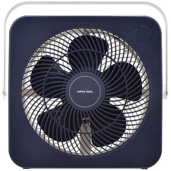 (3枚羽根) 【送料無料】 (DBFJ230H) DBF-J230H-WH ゼピールリモコン付ボックス型扇風機