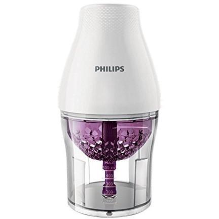 【送料無料】PHILIPS HR2505/05 ホワイト マルチチョッパー [フードプロセッサー]