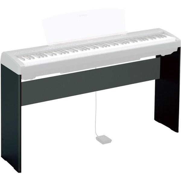 YAMAHA L-85 ブラック [電子ピアノPシリーズ用スタンド]