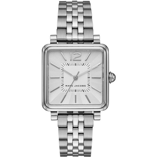 【送料無料】MARC JACOBS MJ3461 シルバー vic 30 [クォーツ腕時計 (レディースウオッチ)] 【並行輸入品】