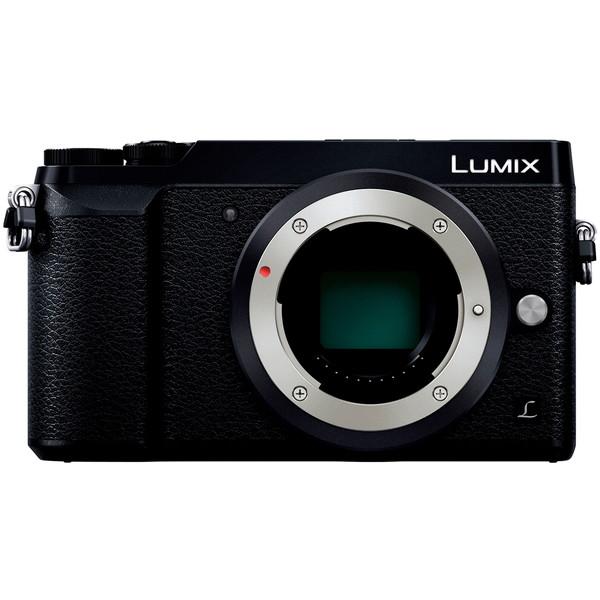 【送料無料】PANASONIC DMC-GX7MK2-K ブラック LUMIX(ルミックス) [デジタル一眼カメラ ボディ (1600万画素)]