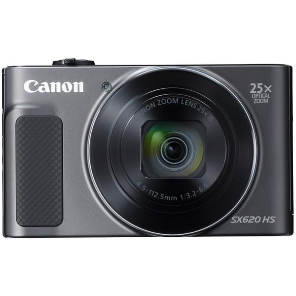 【送料無料】CANON PowerShot SX620 HS ブラック [コンパクトデジタルカメラ]