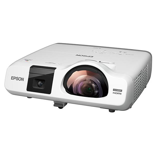 EPSON EB-536WT [ビジネスプロジェクター 超短焦点デスクトップモデル] 【同梱配送不可】【代引き・後払い決済不可】【沖縄・北海道・離島配送不可】