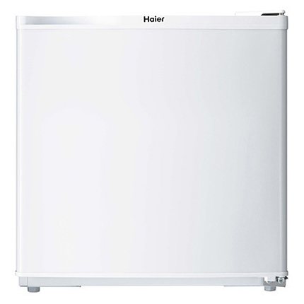 【送料無料】ハイアール JR-N40G-W ホワイト [冷蔵庫 (40L・右開き・1ドア・直冷式)]