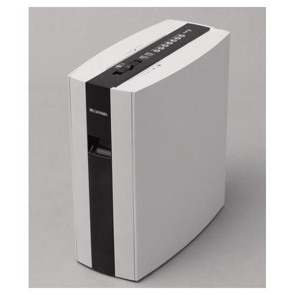 【送料無料】アイリスオーヤマ PS5HMSD ホワイト ホワイト [細密シュレッダー (容量 10.8L/~A4対応)]