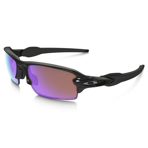 【送料無料】OAKLEY オークリーサングラス OO9271-09 (A) FLAK 2.0 Polished Black Prizm Golf